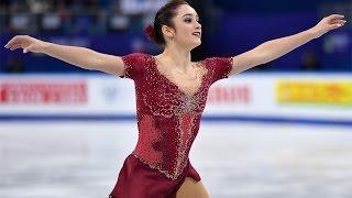 Kaetlyn Osmond, Gabby Daleman's free programs at 2017 World Championships