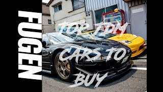 Best cars of the 90s   JDM Heroes   Top 5 Japanese Cars