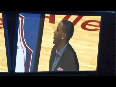 Mario Chalmers Jersey Retired