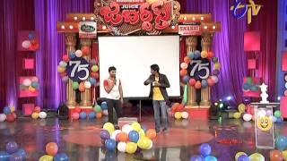 Jabardasth - జబర్దస్త్ - Dhana Dhan DhanRaj Performance on 10th July 2014