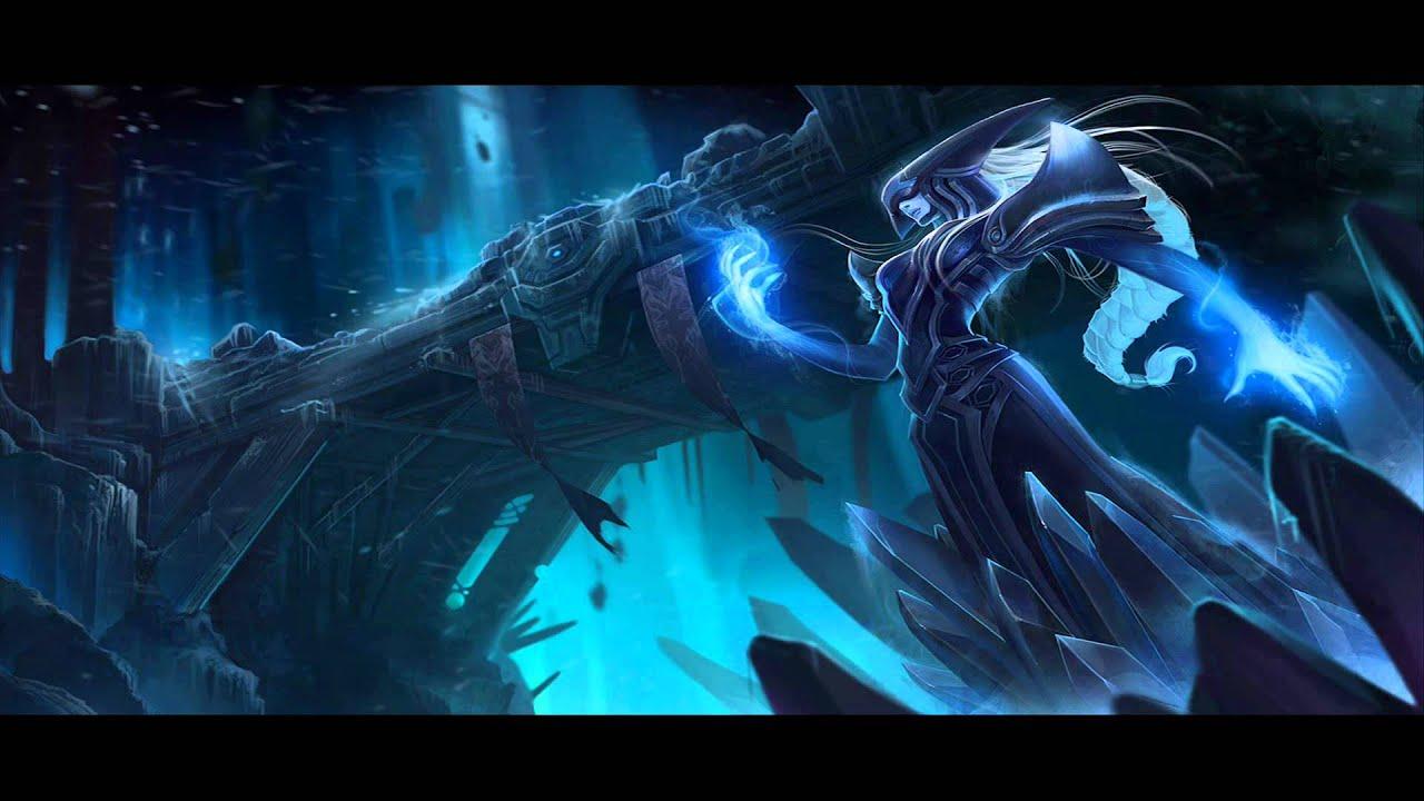 Lissandra Seslendirmesi - Türkçe - League of Legends - YouTube