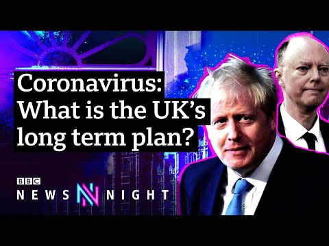 What Is The UK's Coronavirus 'exit Strategy'? - BBC Newsnight