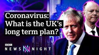What is the UK's coronavirus 'exit strategy'? - BBC Newsnight