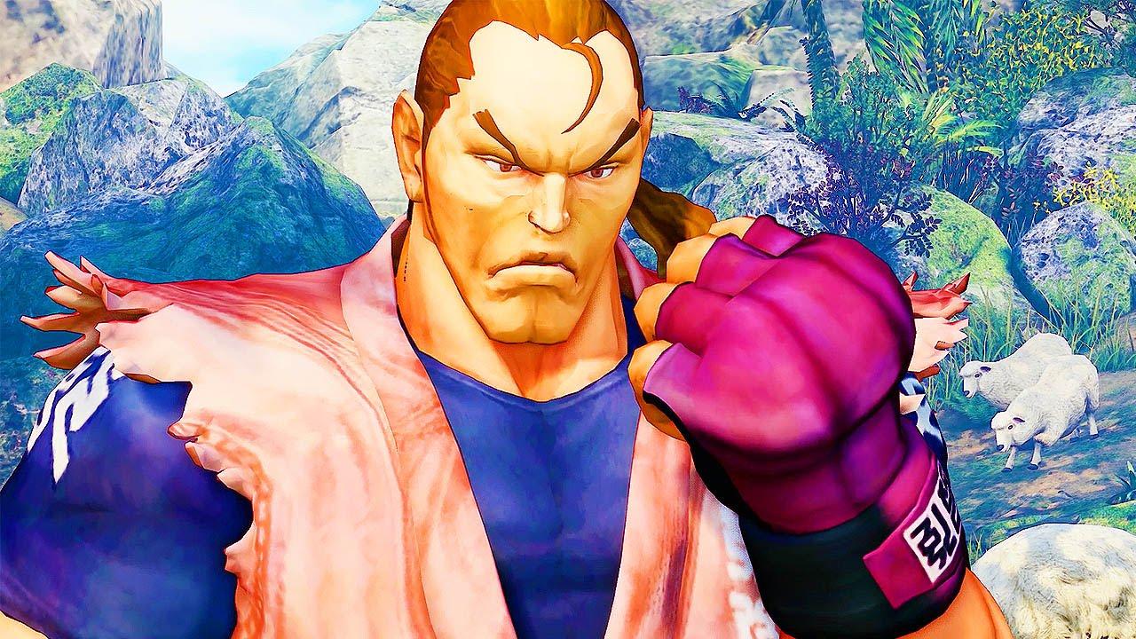 street fighter 5 dan