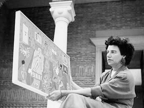 Peggy Guggenheim a Venezia -1971