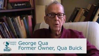 George Qua Former Owner Qua Buick
