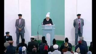 Friday Sermon: 22nd October 2010 - Part 1 (Urdu)