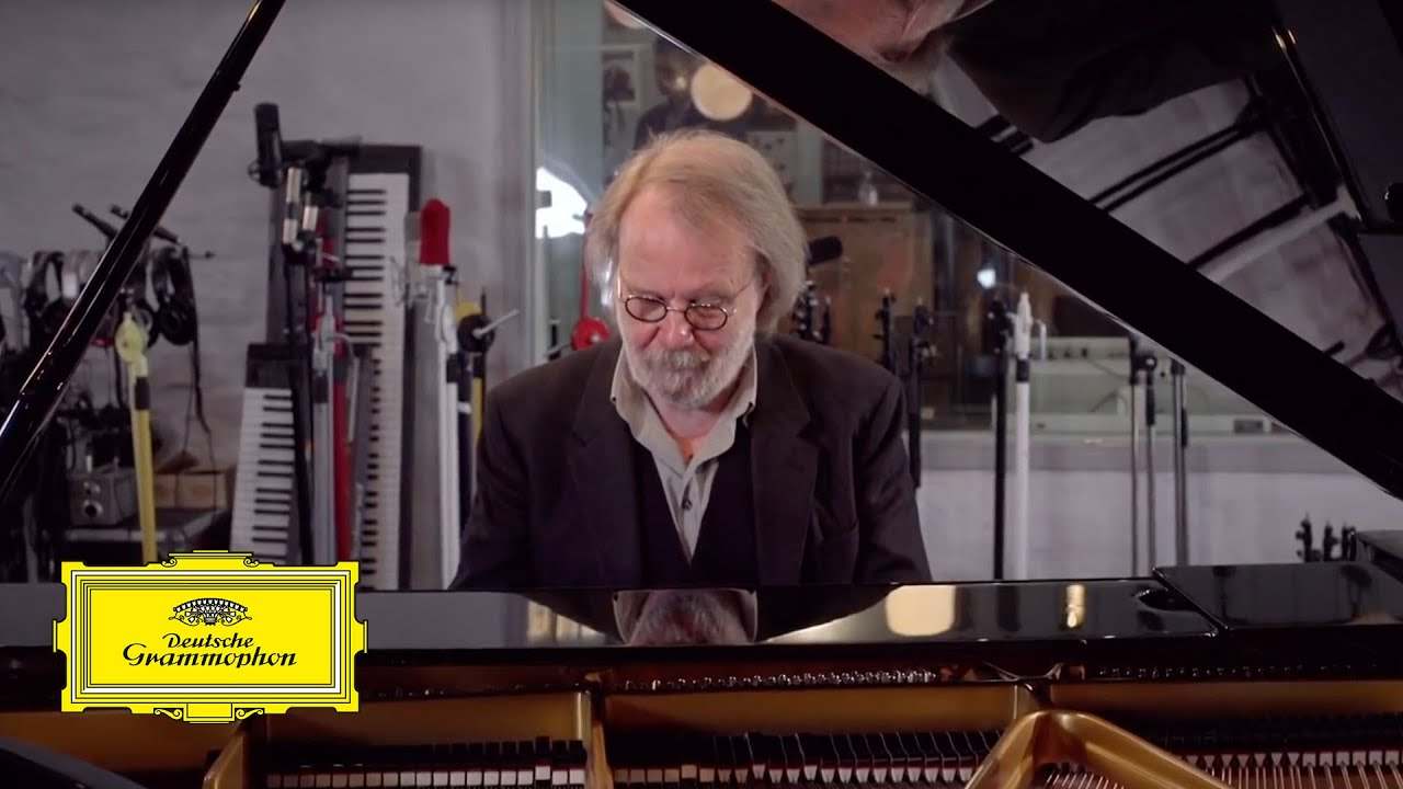 Benny Andersson Abba Chess From Piano Youtube