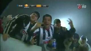 Monterrey vs Cruz Azul 4-3 Final de ida Apertura 2009
