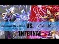 [Fire Emblem Heroes] Halloween Jakob STOMPS Grand Hero Battle: Julius (INFERNAL SOLO)