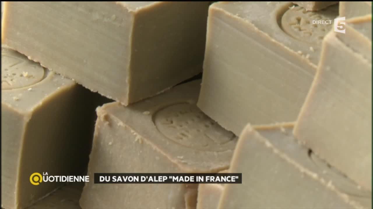 savon d'alep reportage