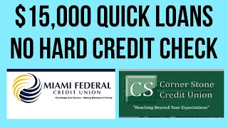 Major Game Changer! $15,000 Quick Loans! No Hard Credit Check! Easy Approvals