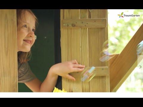 Klettergerüst Winnetoo : Winnetoo spielturm montage einführung traumgarten youtube