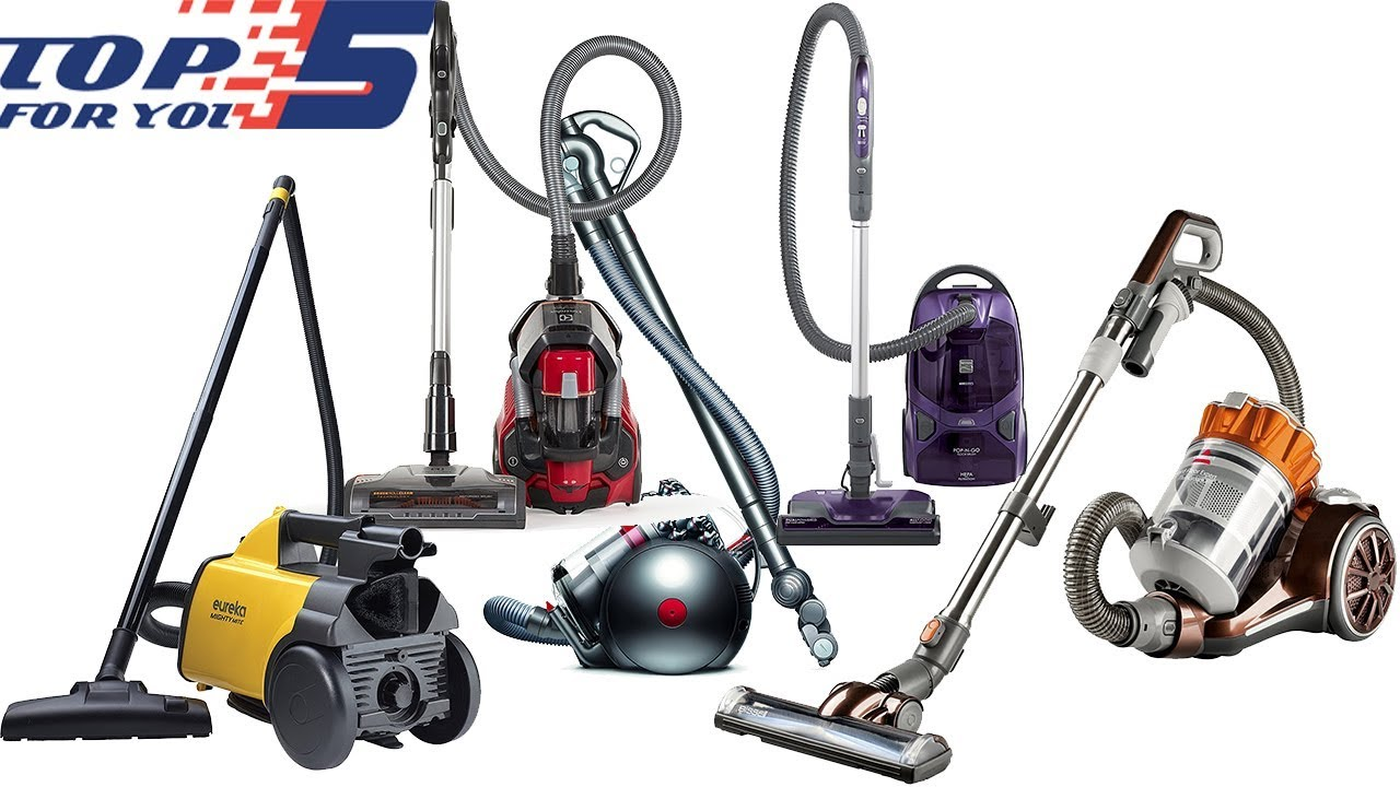 Top 5 Best Canister Vacuum Cleaners For Home 2018 2019
