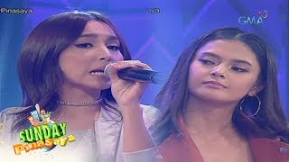 Sunday PinaSaya: Kyline Alcantara at Bianca Umali, maglalaban sa fliptop battle!