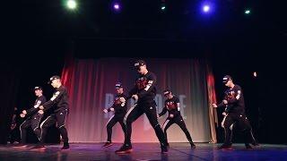 R3D ZONE Dance Crew 2015 (FRONTROW)