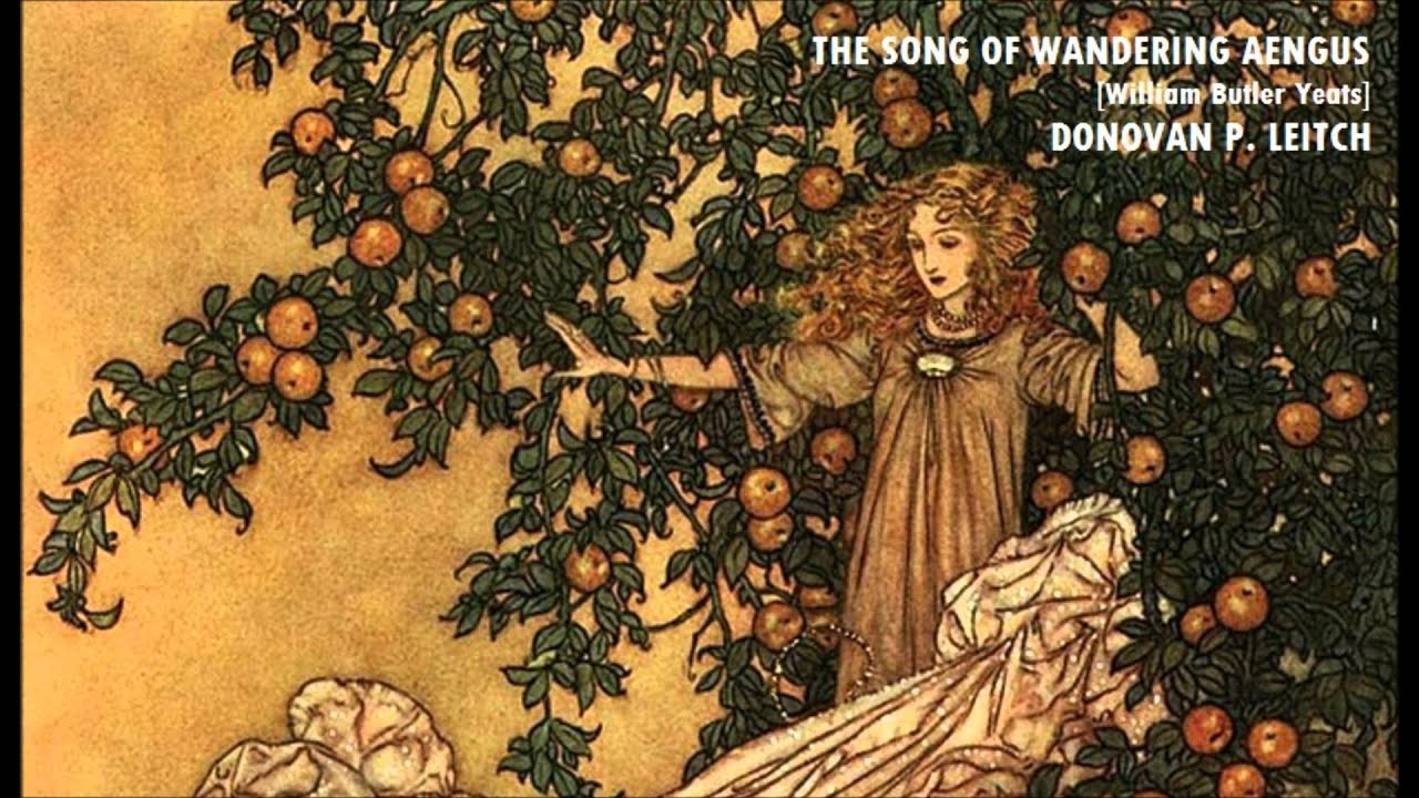 the song of wandering aengus analysis