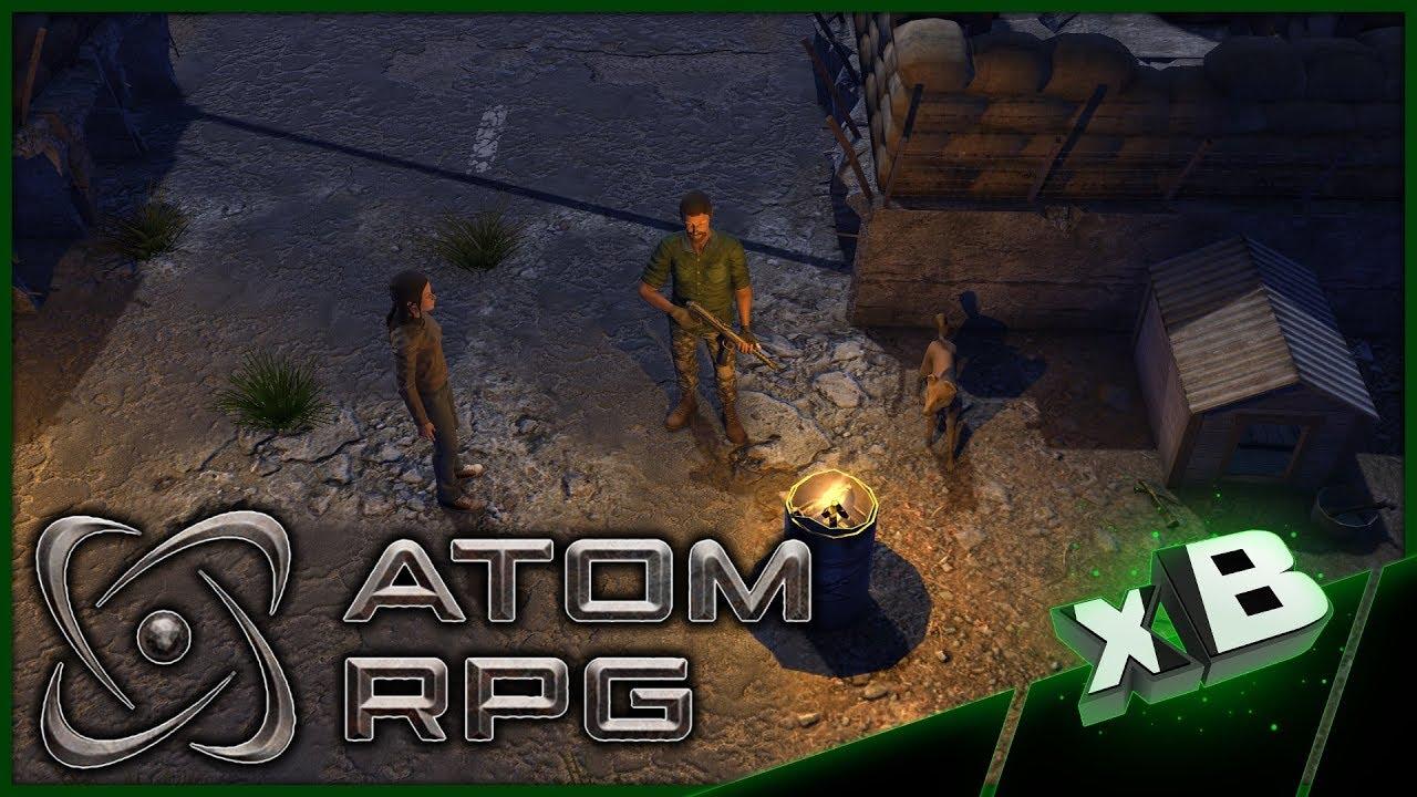 What is Atom RPG?! :: Atom RPG Gameplay :: E01