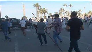 Nouvelles vagues de violence en Libye