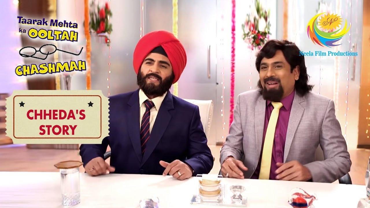 Jethalal & Taarak Mehta Visit Chheda's Store | Taarak Mehta Ka Ooltah Chashmah | Chheda's Story