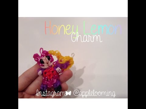 How to make Honey Lemon on the Rainbow Loom