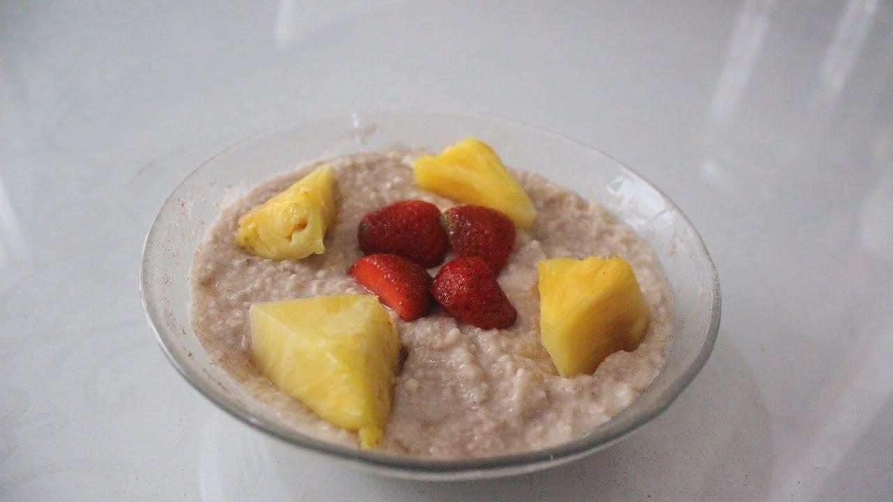trend terbaru  membuat quaker oat enak anna  cummings Resepi Bubur Lambuk Enak dan Mudah