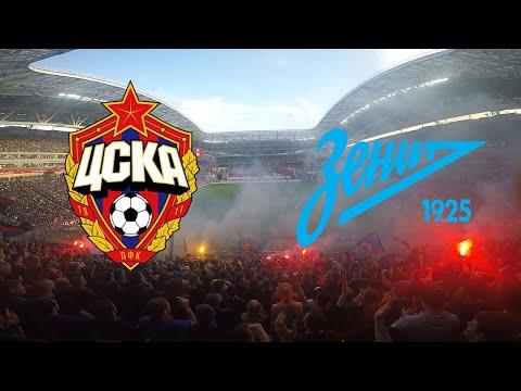 ЗЕНИТ - ЦСКА | Футбол | Прямая трансляция | Прямой эфир