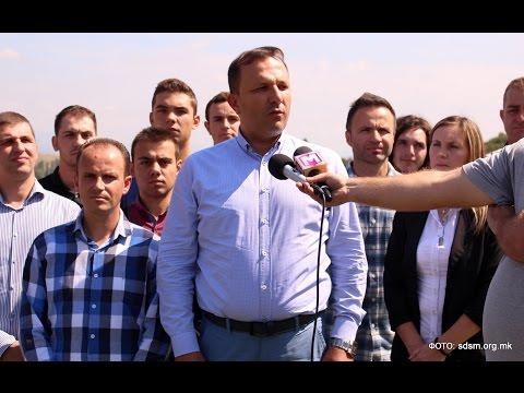Спасовски: Се обврзуваме со Младинска гаранција пред в...