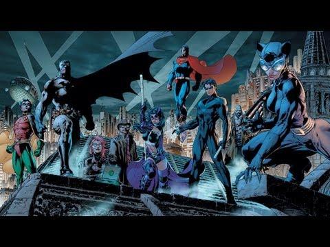 Opinión de The New 52 - Publicaciones/Familias Batman -- Español