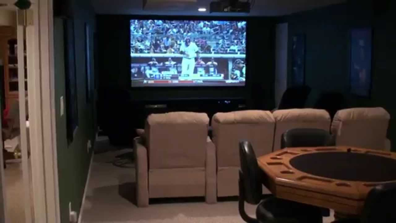 Dream home theater pub room game room high def for What is a media room