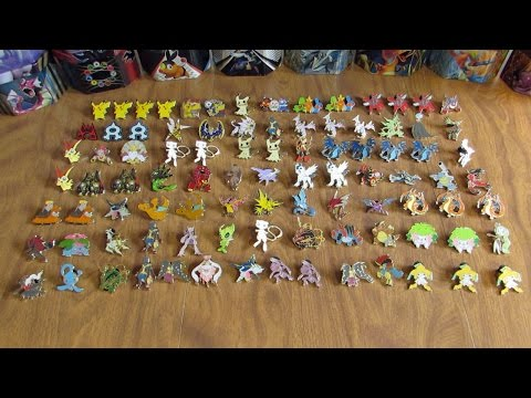 My Pokemon Pin Collection