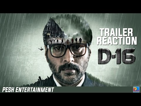 Dhuruvangal Pathinaaru | Trailer Reaction & Review | English Subtitles | PESH Entertainment