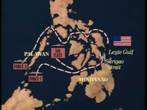 WORLD WAR 2 BATTLE OF LEYTE - PART 8