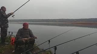 Рыбалка с Сергеем Осенняя ловля карпа