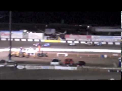 WSDCA Dwarf Car National's-Saturday and Sunday. Santa Maria Speedway. April 26-27, 2014