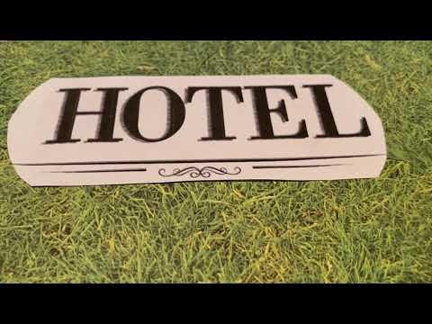 """Hotel"" board game"