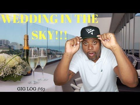 Dj Gig Log #67| Wedding In The Sky| Mobile Dj