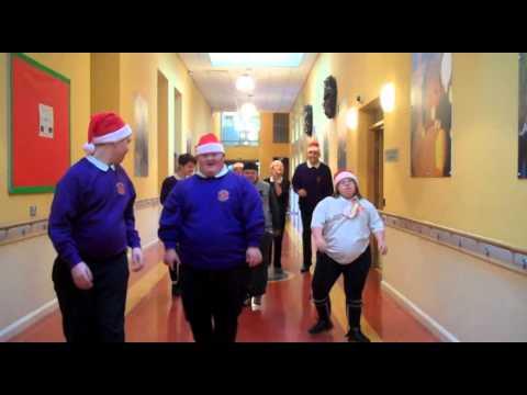 Portland Media Group Walking Backwards for Christmas