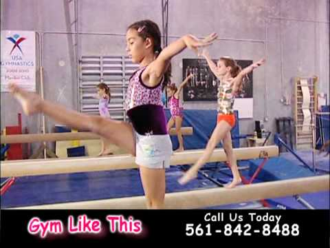 Gymnastics At Gym Like This In Palm Beach Gardens 561 842 8488 Youtube