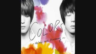 JaeChun - COLORS ~Melody and Harmony~ Instrumental (w/ English lyrics)