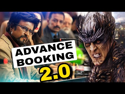 Robot 2.0 Advance Booking open soon, Akshay kumar Rajnikant, Robot 2.0 huge OPENING, Shankar