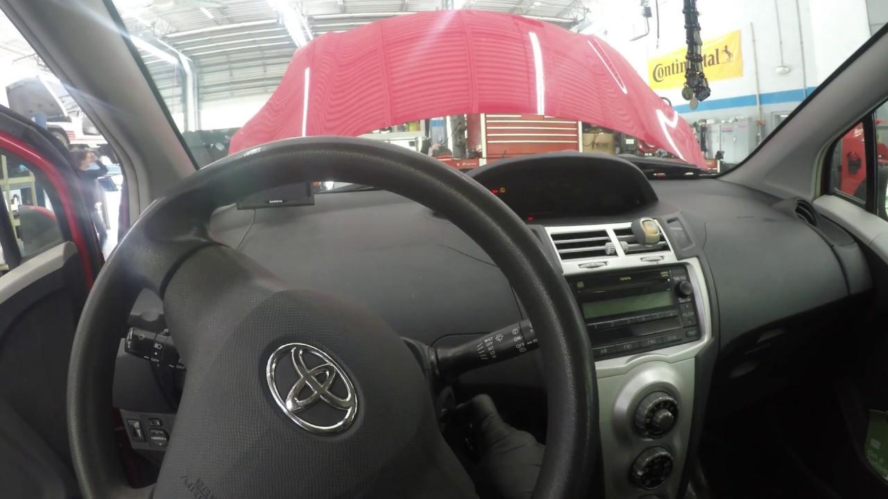 toyota Yaris Verso 1300 Petrol 2003 New Car Battery