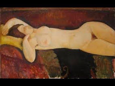Amedeo Modigliani vita ed opere