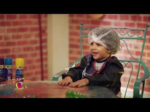 اضحك من قلبك مع شيماء سيف واللي هتعمله في الطفل عمر في غرفة منع الضحك😂😂