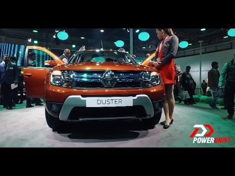 Renault Duster First Look PowerDrift