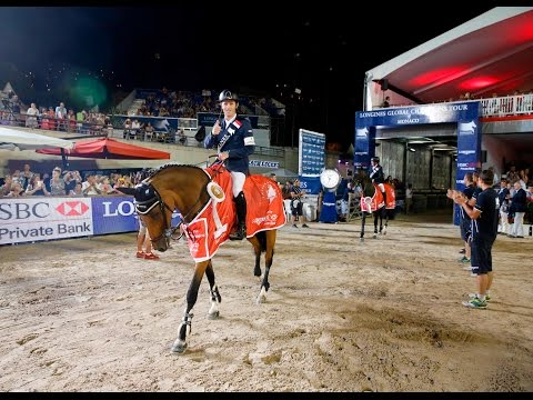 2015 Highlights: Longines Global Champions Tour of Monaco