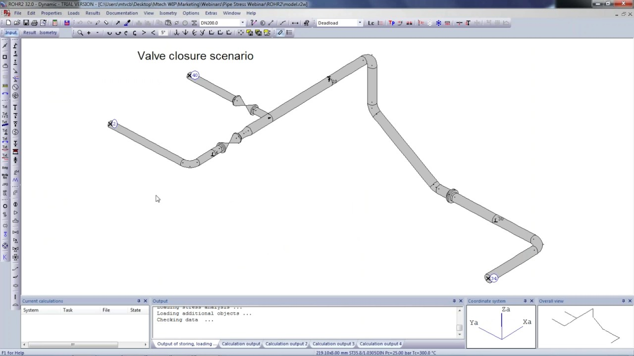 Webinar Series | Dynamic Flow Modeling for Pipe Stress Analysis