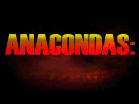 Anaconda 4, Rastros de Sangre (Anacondas, Trail of Blood) (2009)  - Trailer