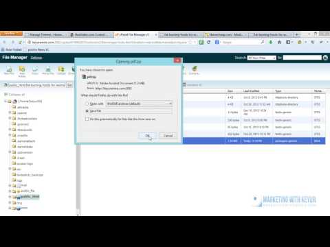 How To Download A Folder From CPanel