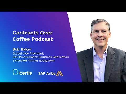 Contracts over Coffee with SAP Ariba and Bob Baker